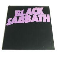 BLACK SABBATH MASTER OF REALITY 180g VINYL LP EARMARK ITALY 2003 + POSTER RARE