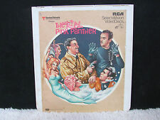 CED VideoDisc The Pink Panther (1964), United Artists, A Transamerica, RCA Selct