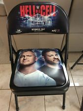 WWE  2017 HELL IN A CELL VIP CHAIR from Little Caesars Arena