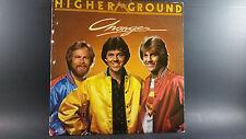 "Higher Ground ""Changes"" CCM Christian  LP"