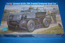 Hobby Boss 82491 - German Sd.Kfz.254 Tracked Armoured Scout Car scala 1/35