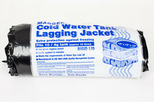 Mangers 4 Gallon Rectangular Cold Water Tank Jacket and Lid