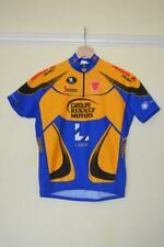 RETRO VERMARC GROUPE RENAULT MOTORS S/S CYCLING JERSEY JACKET WOMENS UK SIZE 14