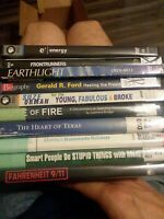 10 DVD LOT: SPECIAL INTEREST (FREE SHIPPING!)