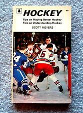 Hockey . . . Tips on Playing Better Hockey by Scott Meyer Pocketbook c