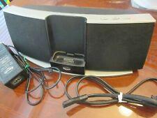 BLACK KLIPSCH iGroove SXT 30-PIN iPod/iPhone COMPACT AUDIO SPEAKER DOCK SYSTEM