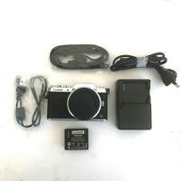 Panasonic Lumix G DMC-GF7K Digital Camera 16MP WiFi FULL HD NO LENS & BATT COVER