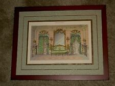 Le Magasin De Meubles Fond de salon Louis XVI Framed Print