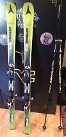 Atomic Vantage X 77 C Skis And Poles