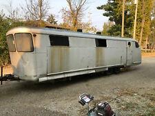 1950 Spartan Royal Mansion 33' Vintage camper/travel trailer Project/restore