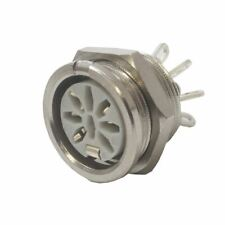 DIN Socket 8 Pin 650-0800