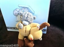 ME TO YOU GIFT FIGURINE DRESSING UP FUN 2008 ED REINDEER COSTUME XMAS RARE BOXED