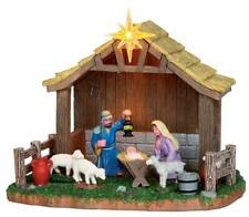 Lemax 34626 Table Accent Lighted Nativity Scene 2013 - New