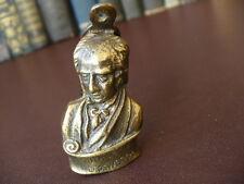 Victorian Brass Door Knocker - William Wordsworth - Door Knockers - Brassware