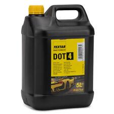 TEXTAR 95002300 Bremsflüssigkeit Brake Fluid DOT4 - 5 Liter 5L