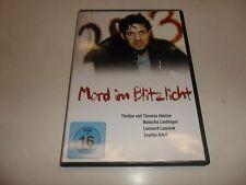 DVD  Mord im Blitzlicht