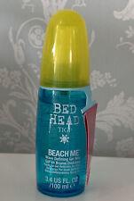 TIGI Bed Head Beach Me Wavy Hair Spray for Natural Beachy Waves, 100ml
