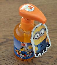 MINION Seifenspender Minions Seife Giggling Handwash mit Sound Sprachchip 250ml