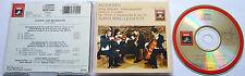 Alban Berg Quartett, Beethoven, Japan, #8 E in Minor Op 59; #11 in F Minor Op 95