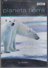 DVD - Planeta Tierra NEW El Futuro FAST SHIPPING!
