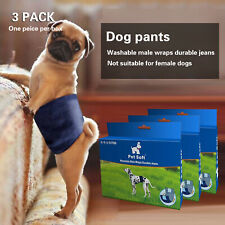 Reusable Pet Diapers Protection Cotton Dog Belly Bands Dog Wraps Dog Diapers