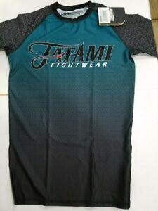 Tatami Devils Triangle MMA BJJ Jiu Jitsu ShortSleeve Short Sleeve SS Rashguard