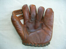 Charlie Keller model Marathon baseball glove 1940s NY Yankees