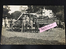 More details for c1920 cirencester bp petrol advertising lorry truck tanker rp postcard