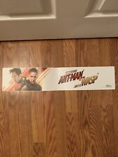 Ant-Man And The Wasp Movie Theatre Mylar