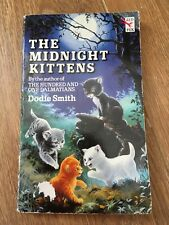 *free bookmark* The Midnight Kittens By Dodie Smith 1990
