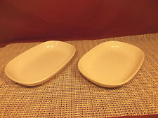 """Vintage Eastern Airlines Set of 2 Individual Serving Dishes 7 1/8"""" x 5"""""""