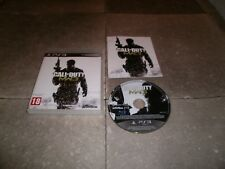JEU PLAYSTATION 3 PAL Fr (PS3): CALL OF DUTY MODERN WARFARE 3 - Complet Bon état