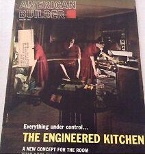 American Builder Magazine The Engineered Kitchen August 1967 071317nonrh3