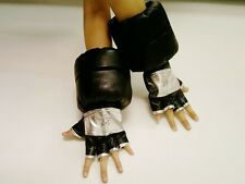 GUANTI SOUL EATER EVANS GLOVES LORD SHINIGAMI DEATH THE KID COSPLAY COSTUME