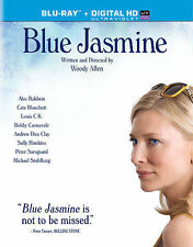 Blue Jasmine (Blu-ray Disc, 2014, Includes Digital Copy; UltraViolet) - NEW!!