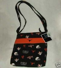 Texas Longhorns Quilted Sidewinder Purse from The Bagamore Collection