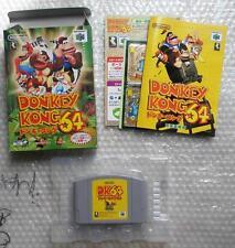 DONKEY KONG 64 NINTENDO 64 NTSC JAP