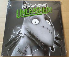 FRANKENWEENIE 2 LP PROMO THE CURE Imagine Dragons FLAMING LIPS Grace Potter