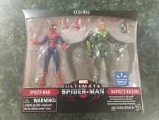 Marvel Legends Spider-Man And Vulture Two Pack (Walmart Exclusive) In Hand