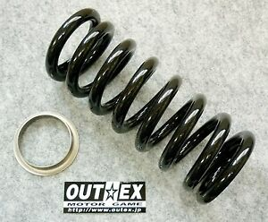 KTM690SMCR Husqvarna 701 SUPERMOTO Rear Shock Spring 90 N/mm OUTEX