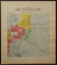 Nebraska, Lancaster County Map, 1903, Township of Lancaster, L1#35