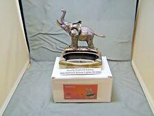 Novelty Elephant Shape Ashtray With Refillable Lighter USA Stocked And Shipped