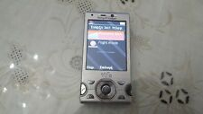 Sony Ericsson Walkman W995 - Silver Mobile Phone