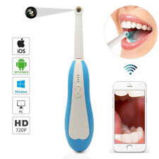 Wifi Wireless Dental Camera Hd Intraoral Endoscope Led Light Usb Cable