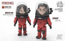 MENG MMS-008 + 009 The Wandering Earth Han Duoduo & Liu Qi (Cartoon Model)