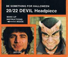 BE SOMETHING STUDIOS DEVIL HEADPIECE  MASK NWT WEREWOLF HALLOWEEN HORNS