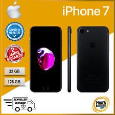 Apple iPhone 7 - 32 GB SCHWARZ ✔️TOP ZUSTAND ✔️2 JAHRE GARANTIE ✔️OHNE SIMLOCK
