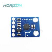 10PCS 3V-5V HMC5883L Triple Axis Compass Magnetometer Sensor Module For Arduino
