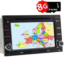 DVD GPS AUTORADIO FÜR VW GOLF 4 PASSAT B5 BORA T5 SHARAN LUPO JETTA Navigation