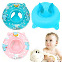 Baby Children Inflatable Pool Water Swimming Toddler Safety Aid Float Seat Ring.